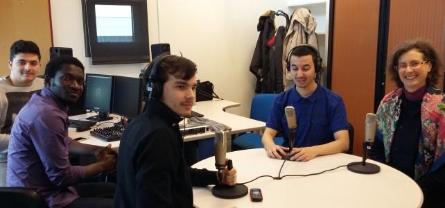 Webradio : un témoignage sur l'engagement des Résistants