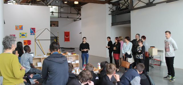 Consécration 3PP : l'Art de sortir du lycée et du cadre