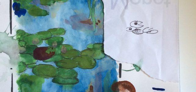 Monet à Beyeler, l'option Arts plastiques vous y invite