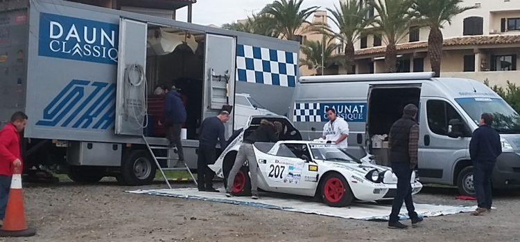 Assistance du Rallye du Var par les BTS MV