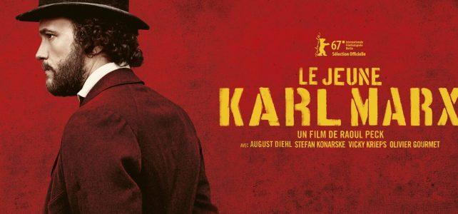 «Le jeune Karl Marx» vu par les DCG