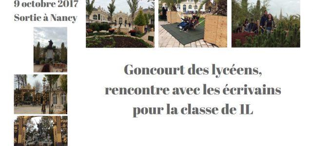 Le Goncourt… un événement à vivre pleinement