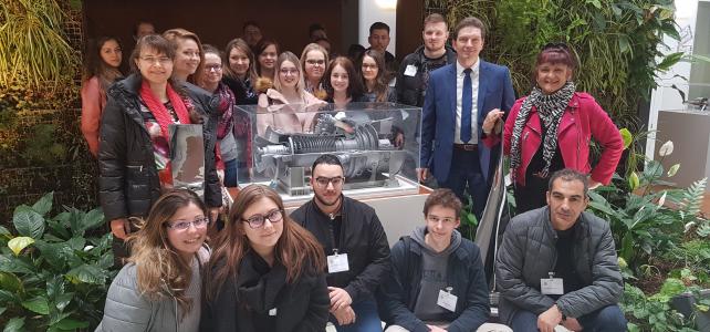 General Electric ouvre ses portes aux étudiants en DCG