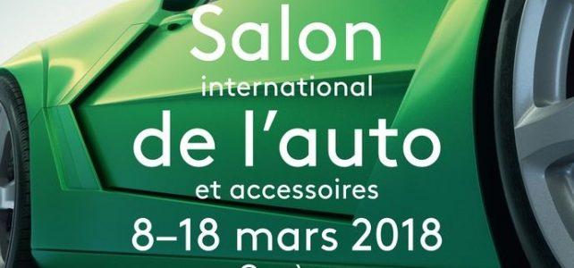 Une journée au Salon Automobile de Genève pour la Section Professionnelle