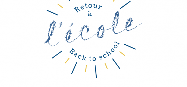 "DCG : opération ""Back to school"""