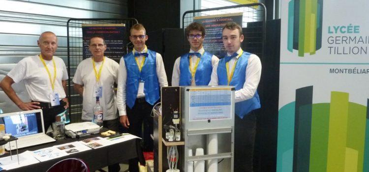 OSI Paris 2018 : la machine à cocktails