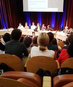 Les élèves de 1ère ES à la Maison de la Chimie (Paris) pour la Journée annuelle d'Éthique