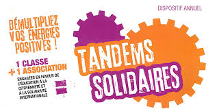 Tandems solidaires 1°STSa et STSb