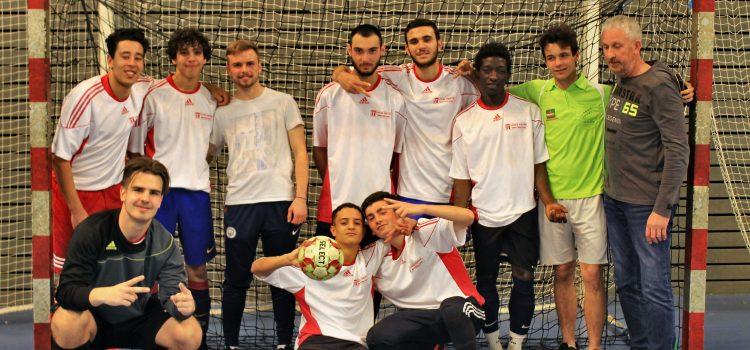 A.S. Futsal : En route vers le Championnat de France !
