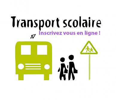 Transports scolaires – Zoom sur les inscriptions
