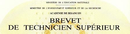 Mise à disposition des diplômes – BTS : session 2019