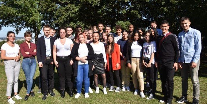Nouveau départ pour les étudiants du BTS MCO (ex BTS MUC)