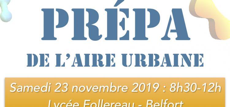 Forum des Classes Prépa de l'Aire urbaine 2019