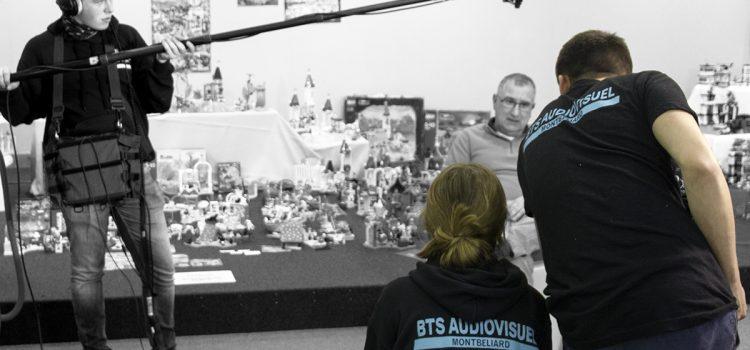 BTS Audio : TS1 MAV – Module Reportage au marché de Noël