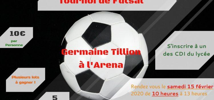 Le Tandem Aidra-TST2S s'implique dans un tournoi de Futsal