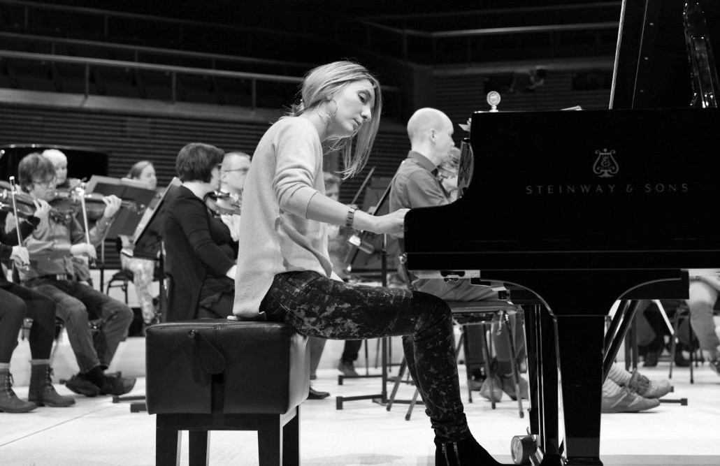 Retour de la prodige russe :  Anastasya Terenkova, pianiste de renommée internationale – Concert reporté à une date ultérieure