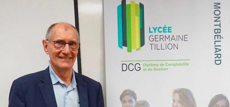 Intervention de B. Streit, ancien PDG de l'entreprise Delfingen
