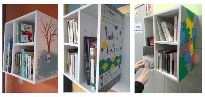 Partageons nos livres, opération Bookcrossing