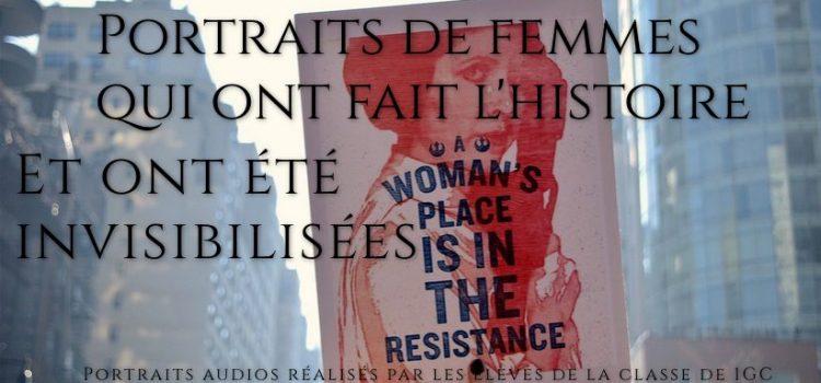 Portraits de femmes : Le retour